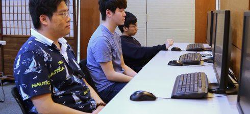海峰棋院精銳隊 vs. 韓國國家隊網路交流訓練賽成績 感謝「 […]