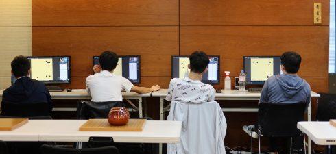 海峰棋院 VS 杭州棋院 2021網路訓練賽第二輪成績 用時 […]